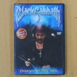 BLACK SABBATH - CHILDREN OF THE SEA - DVD