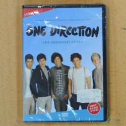 ONE DIRECTION - THE MIDNIGHT STORY - 2 DVD