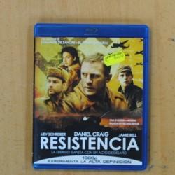 RESISTENCIA - BLU RAY
