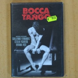 BOCCA TANGO - DVD