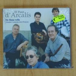 EL PONT D ARCALIS - DE LLUNA VELLA - CD