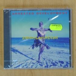 ARRESTED DEVELOPMENT - ZINGALAMADUM - CD