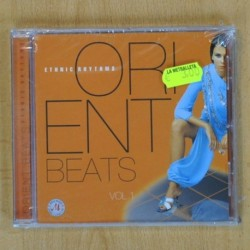 VARIOS - ORIENTBEATS VOL 1 - CD