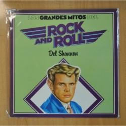 DEL SHANNON - LOS GRANDES MITOS DEL ROCK AND ROLL DEL SHANNON - LP
