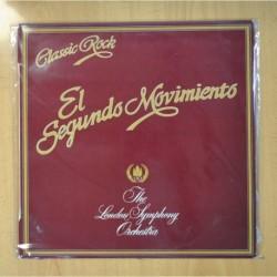 THE LONDON SYMPHONY ORCHESTRA - CLASSIC ROCK / EL SEGUNDO MOVIMIENTO - LP