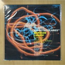 NORMAN LUBOFF - COROS ESPECTACULARES - LP