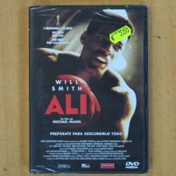 ALI - DVD