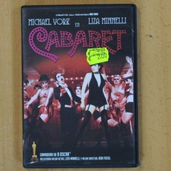 CABARET - DVD