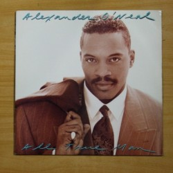 ALEXANDER O´NEAL - ALL TRUE MAN - LP