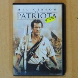 EL PATRIOTA - DVD