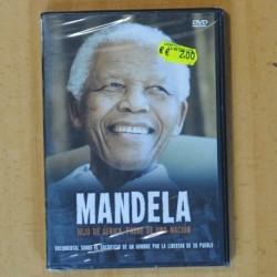 MANDELA HIJO DE AFRICA PADRE DE UNA NACION - DVD