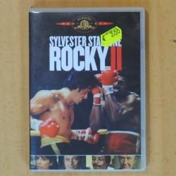 ROCKY II - DVD