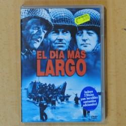 EL DIA MAS LARGO - 2 DVD