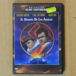 EL DESAFIO DE LAS AGUILAS - DVD
