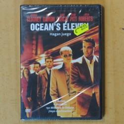 OCEANS ELEVEN - DVD
