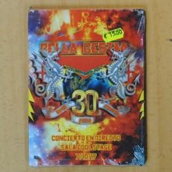 BELLA BESTIA - CONCIERTO EN DIRECTO SALA COOL STAGE - 2 DVD
