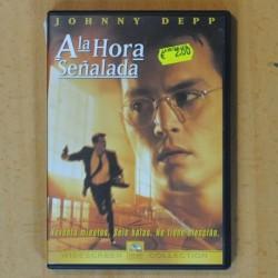 A LA HORA SEÑALADA - DVD