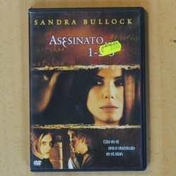 ASESINATO 1 2 3 - DVD