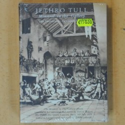 JETHRO TULL - MINSTREL IN THE GALLERY + CD - 2 DVD