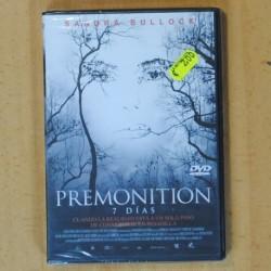 PREMONITION - DVD