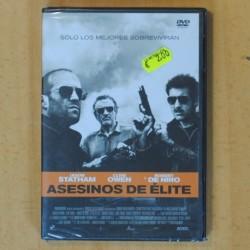 ASESINOS DE ELITE - DVD