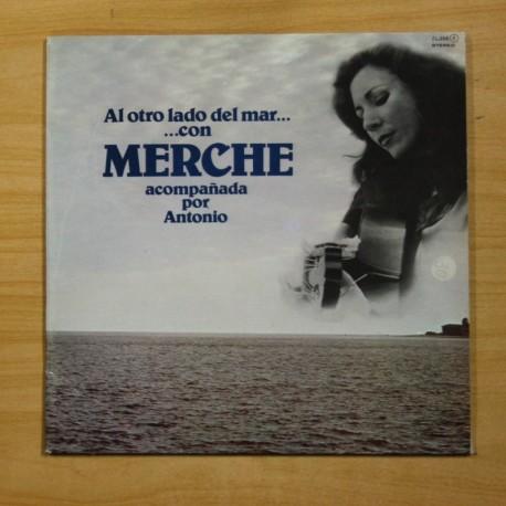 MERCHE / ANTONIO - AL OTRO LADO DEL MAR - LP