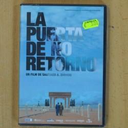 LA PUERTA DE NO RETORNO - DVD