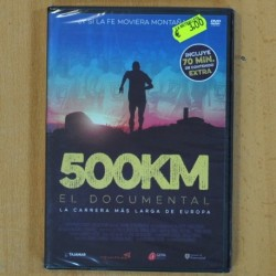 500 KM EL DOCUMENTAL - DVD