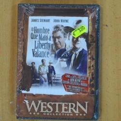 EL HOMBRE QUE MATO A LIBERTY VALANCE - DVD