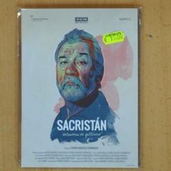 SACRISTAN DELANTERA DE GALLINERO - DVD