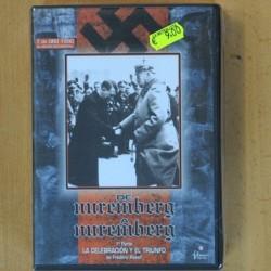 DE NUREMBERG A NUREMBERG 1, 2 Y 3 PARTE - DVD