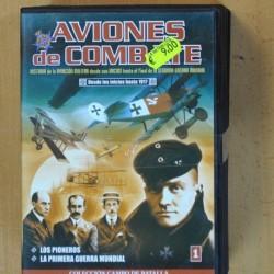 AVIONES DE COMBATE 1 - 6 - DVD