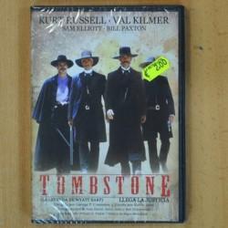 TOMBSTONE LA LEYENDA DE WYATT EARP - DVD