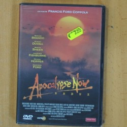 APOCALYPSE NOW REDUX - DVD