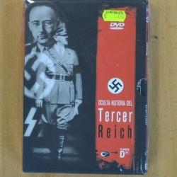 OCULTA HISTORIA DEL TERCER REICH - DVD