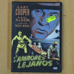 TAMBORES LEJANOS - DVD