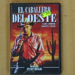 EL CABALLERO DEL OESTE - DVD