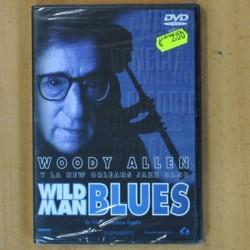 WOODY ALLEN - WILD MAN BLUES - DVD