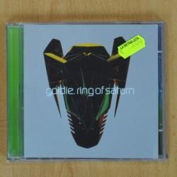 GOLDIE - RING OF SATURN - CD