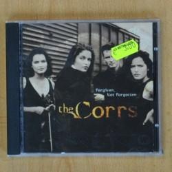 THE CORRS - FORGIVEN NOR FERGOTTEN - CD