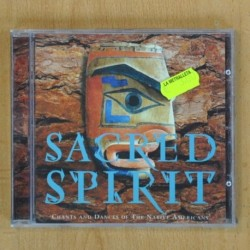 SACRED SPIRIT - CHANTS AND DANCES OF THE NATIVE AMERICANS - CD