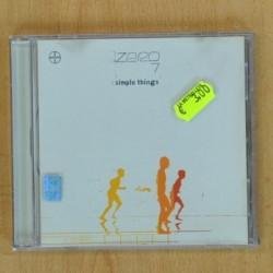 ZERO 7 - SIMPLE THINGS - CD