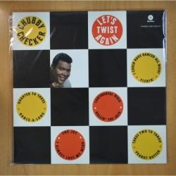 CHUBBY CHECKER - LET S TWIST AGAIN - LP
