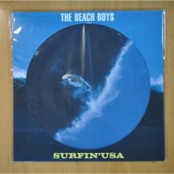 THE BEACH BOYS - SURFIN USA + PICTURE - LP