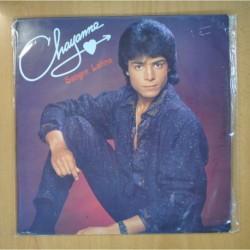 CHAYANNE - SANGRE LATINA - LP