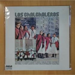 LOS CHALCHALEROS - LOS CHALCHALEROS - LP