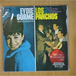 EYDIE GORME / LOS PANCHOS - EYDIE GORME CANTA EN ESPAÑOL CON LOS PANCHOS - LP