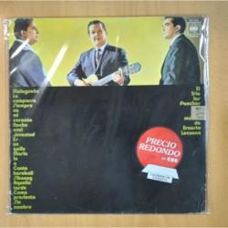 TRIO LOS PANCHOS - EL TRIO LOS PANCHOS / MUSICA DE ERNESTO LECUONA - LP