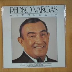 PEDRO VARGAS - ANTOLOGIA - LP