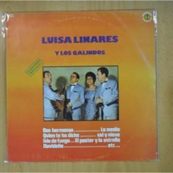 LUISA LINARES Y LOS GALINDOS - LUISA LINARES Y LOS GALINDOS - LP